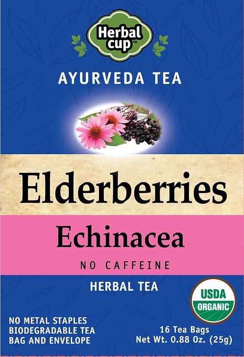 Elderberries - Echinacea