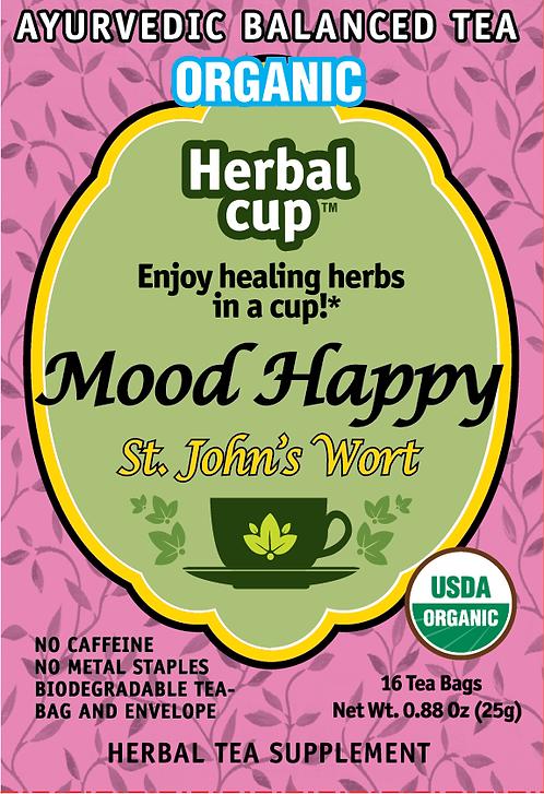 Mood Happy - St. John's Wort