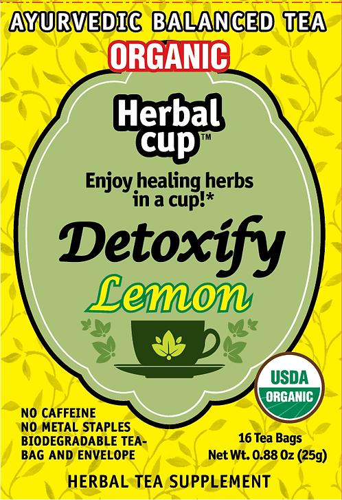 Detoxify - Lemon