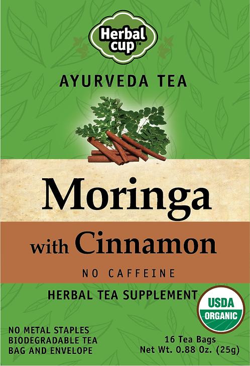 Moringa - Cinnamon