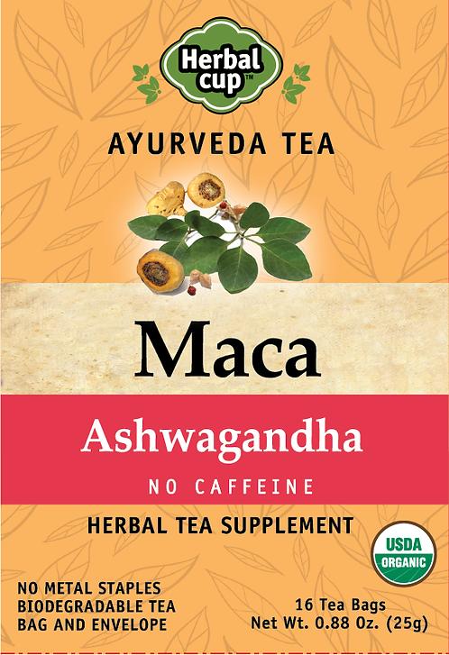 Maca - Ashwagandha