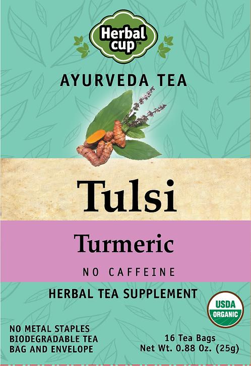 Tulsi - Turmeric Tea