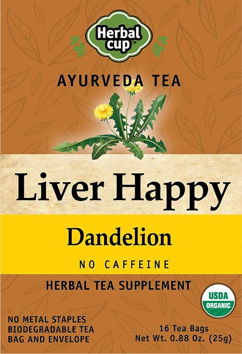 Liver Happy - Dandelion