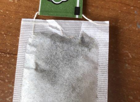 No Plastics in our tea bags!
