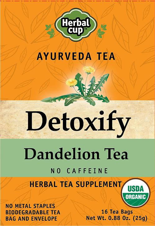 Detoxify Dandelion