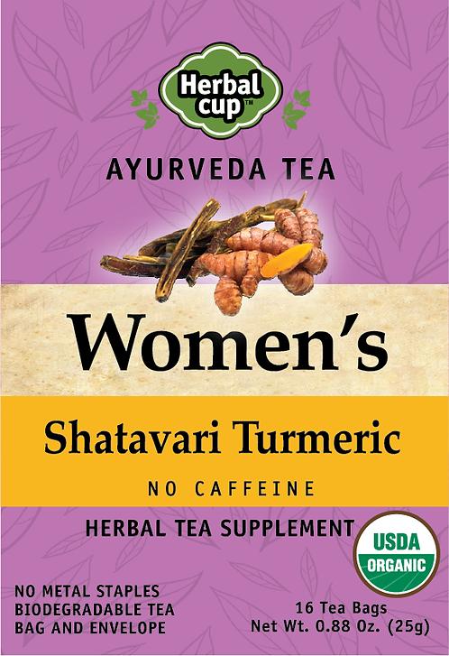 Women's - Shatavari Turmeric