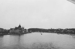 Danube river and Hungarian parliament - Budapest never disappoints