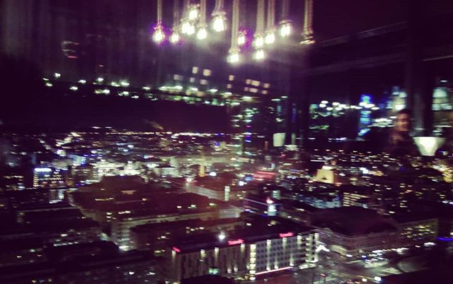 View of Tampere - 25 th floor 🍷 Thank you .jpg 🙏.jpg You treated us well