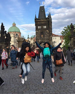 Welcome to Prague - Travel does this you and specially when you are tripping on the beautiful Charle