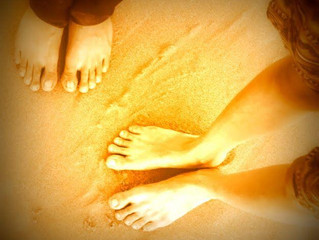 Wish to follow footsteps with you….