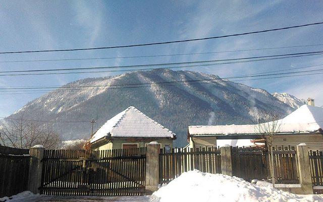 Piatra Craiului Mountain Range