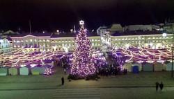 Christmas market - Helsinki