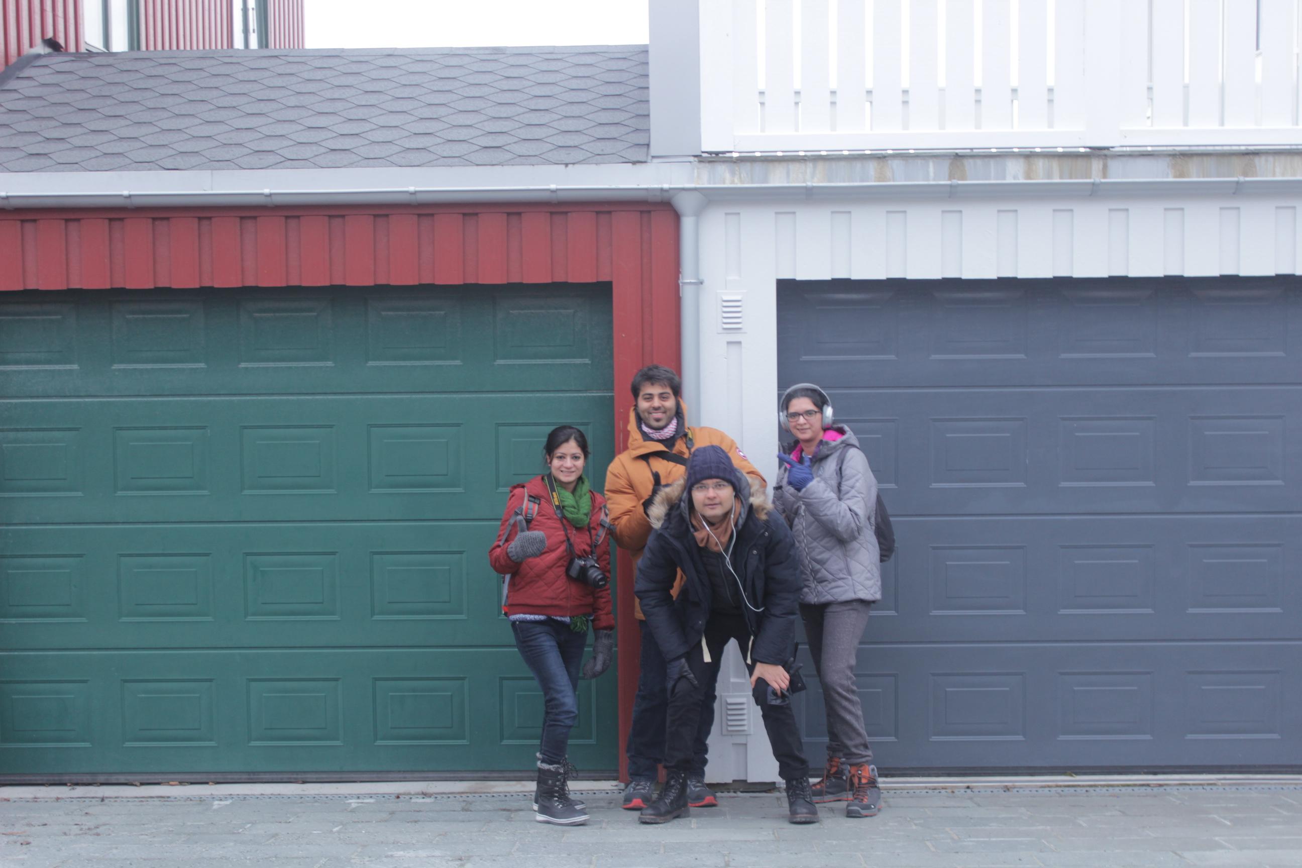 Exploring Trondheim