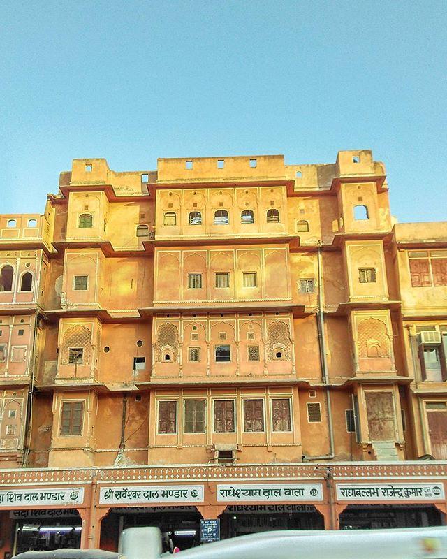 Heritage walks - #Jaipur