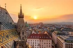 St-stephens-church , Vienna