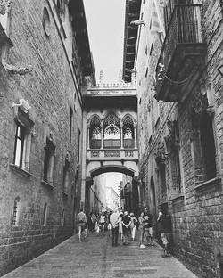 A walk around Gothic Quarter is always a