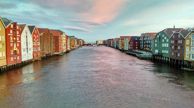 Trondheim - An incredible Norwegian city #LongWalks