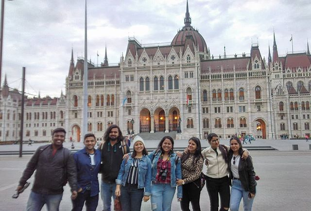 Budapest chapter - Travel takes you to n