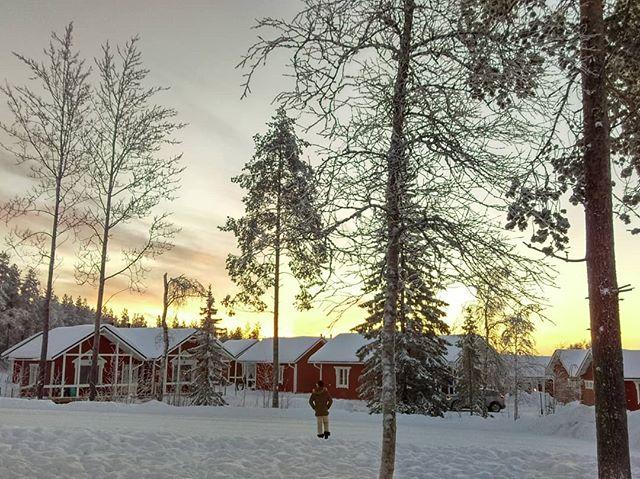 Winter Wonderland - Santa Claus Village