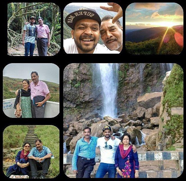 Guwahati - Shillong - Cherrapunji - Laitlum - Jowai - Dawki - Mawlynnoh - Dawki - Cherrapunji - Shil