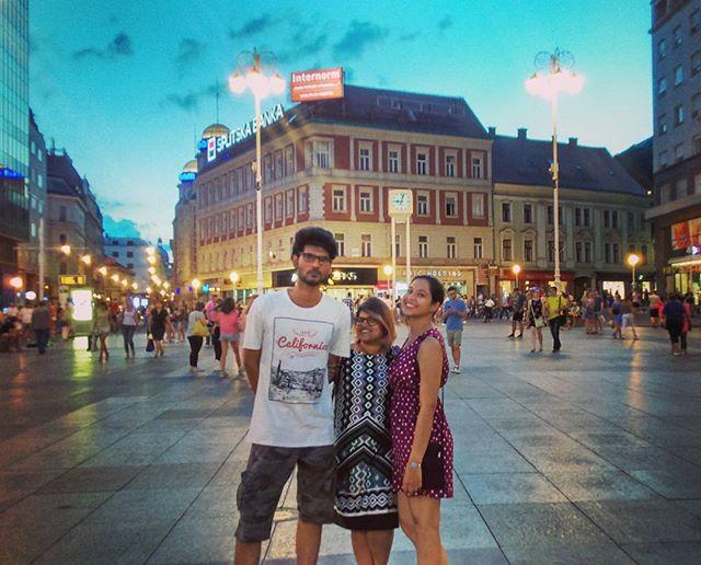 Scenes fro Zagreb