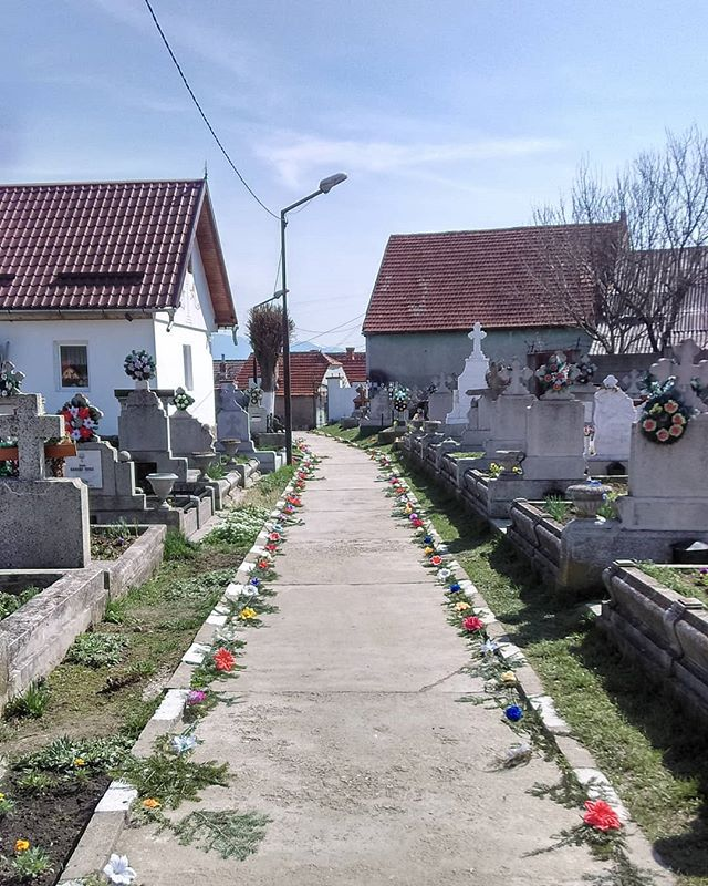 Path ahead is beautiful - Orthodox_Easter -  a beautiful day - Sun is shining - God Bless_._._