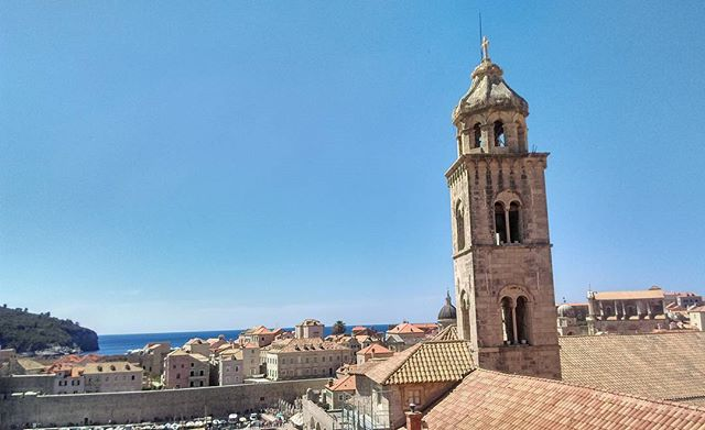 Postcards from Dubrovnik _#BackpackEurope #BackapckCroatia