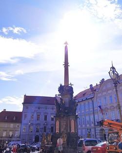 God's light shinning - ♥️Prague_Budapest