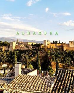 It's been a joy ride in Granada , Thanks