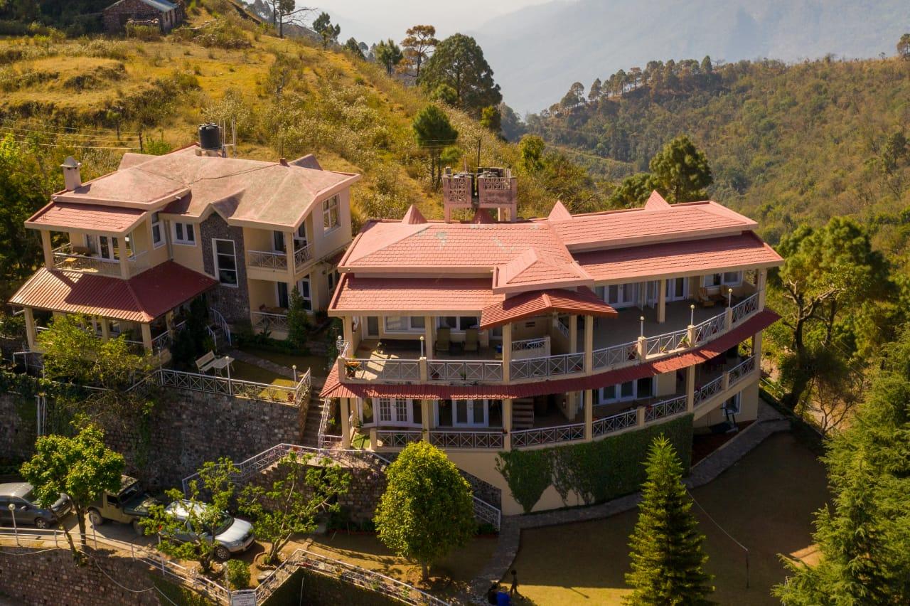 Sattal,Forest Resort_2