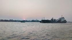 Sunset from Willingdon Island