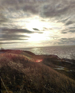 Nature has no filters - Exploring View of Baltic from Suomenliina Fortress