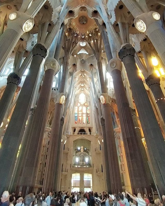 A journey in itself - Touring La Sagrada