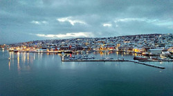 Tromsø - The capital of North Norway - The Gateway to Arctic has definitely won our hearts ,we're ma