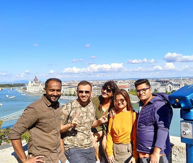 Postcards from Budapest , travelers join