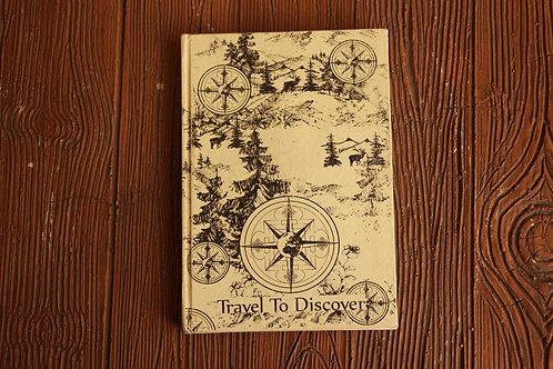 Hardbound Travel Diary