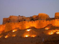 Jaisalmer Fort in Night