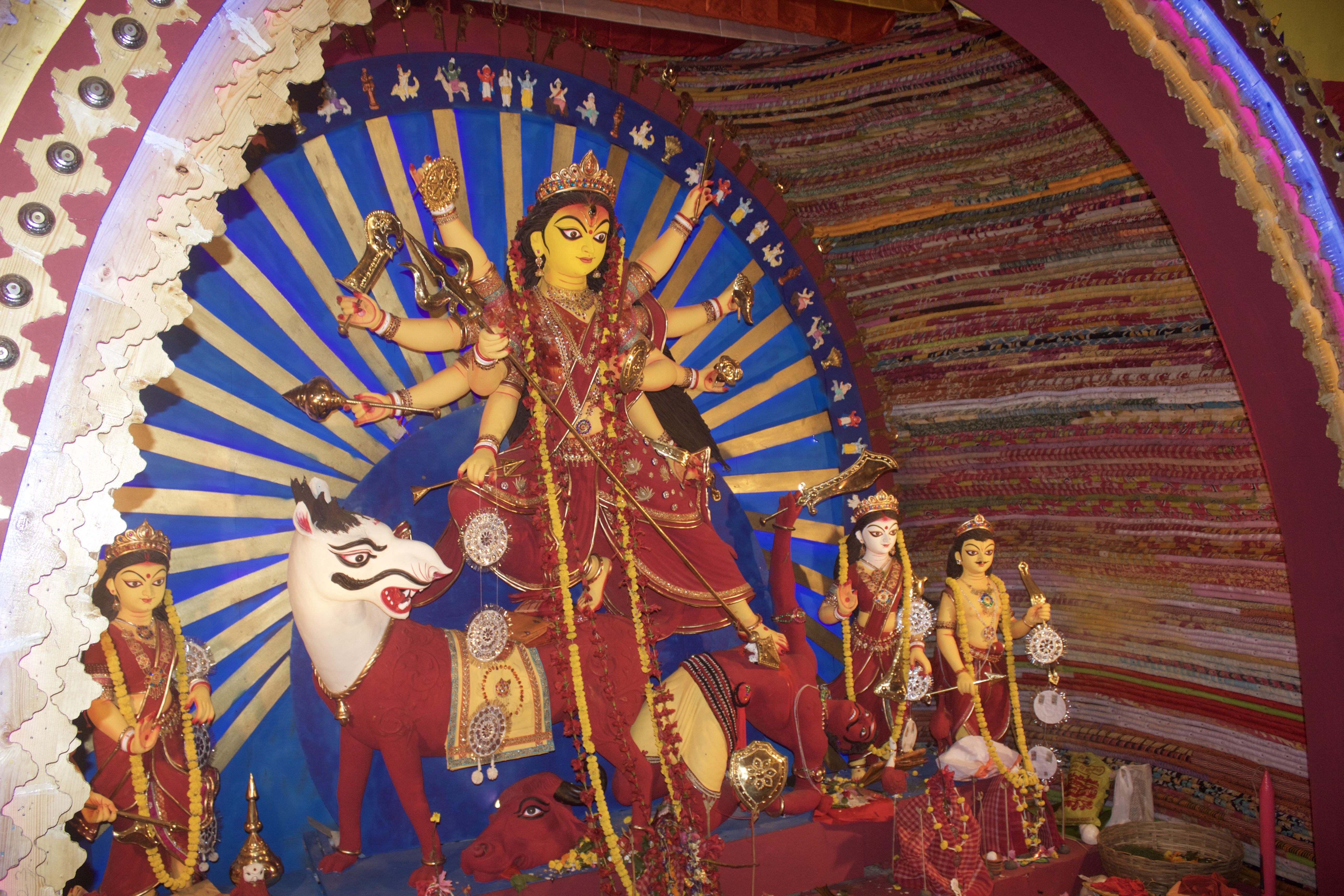 One of the Pandal
