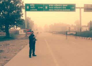 Wagah Border - Waking up the Comatose Patriotism