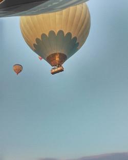 Hot Air Balloon photography ._._._