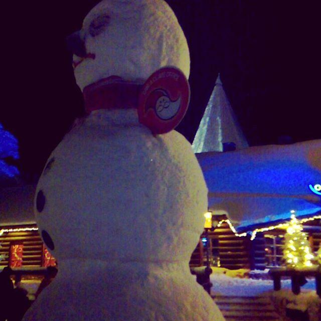 Christmas at Santa Claus village