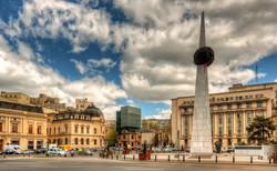 Bucharest - Memorial Place