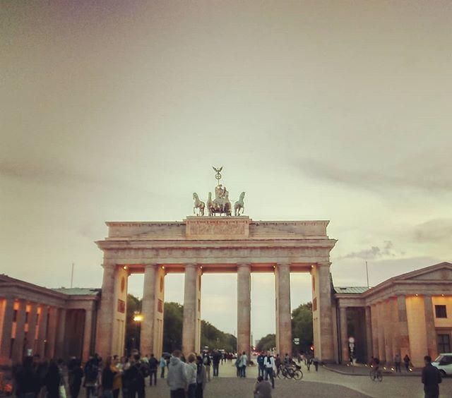 Bradenburg Gate ,Berlin