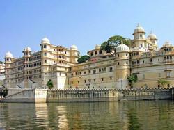 City Palace , Udaipur