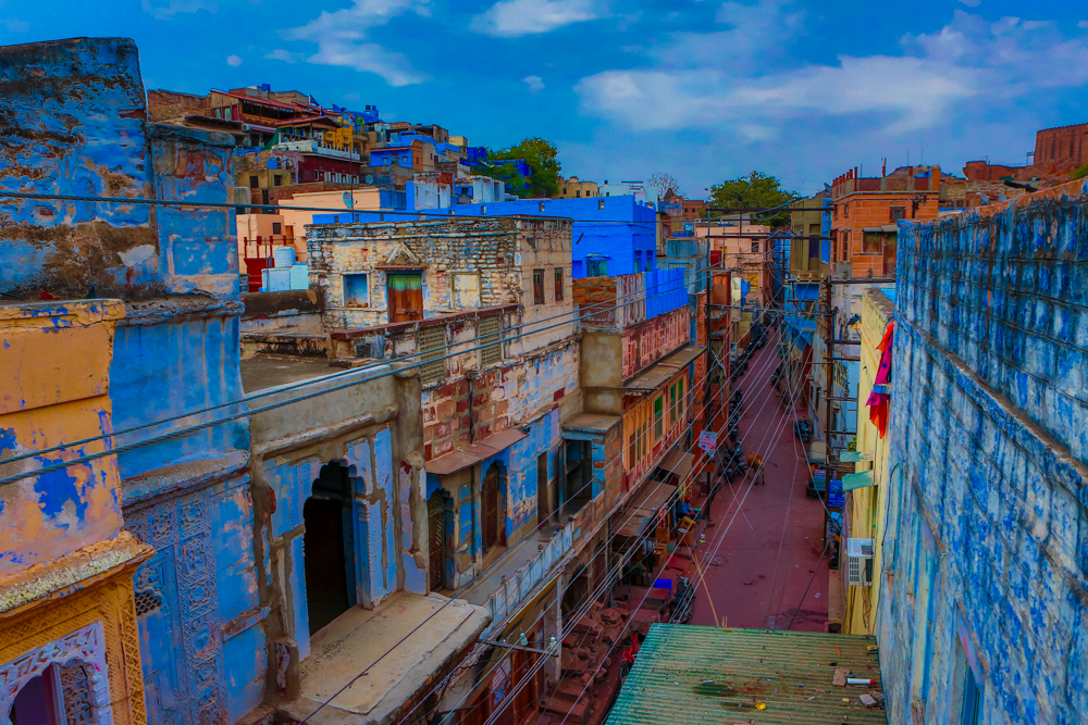 Blue city , Jodhpur
