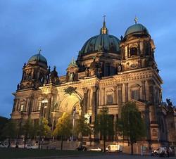 Berlin Cathedral - While walking towards Brandenburg gate