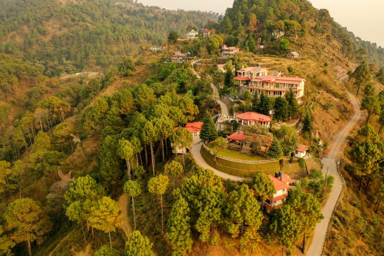 Sattal,Forest Resort_3