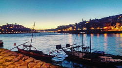 Travel in Porto ends with a view
