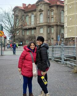 Day 2 - Walking tours - Helsinki