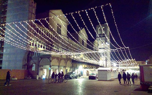 Long walks - Ferrara